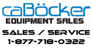 caBöcker - Canadian Roofing & Construction Equipment Sales